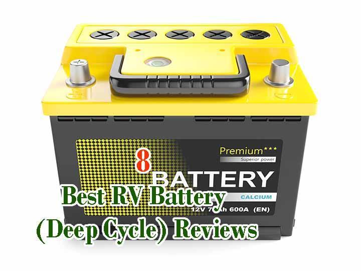 Battery for RV