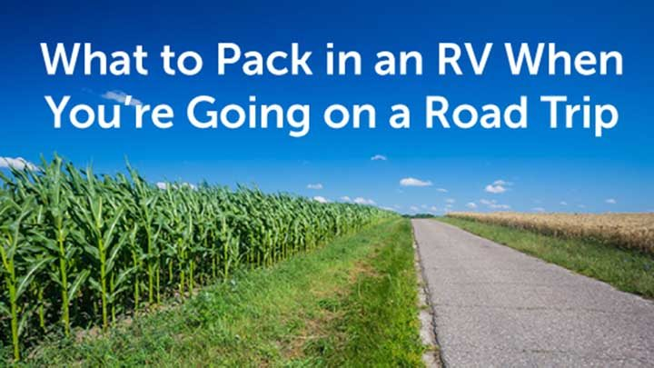what-to-pack-in-an-rv
